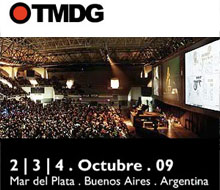 TMDG [8th International Graphic Design Convention]