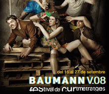 BAUMANN v.08 Festival de Curtmetratges [Official Selection]