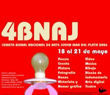 4BNAJ [4th Biennial of Young Art Mar del Plata]