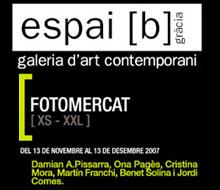Espai [b] galeria d'art contemporani