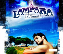 "LA LAMPARA ""EL ENSAYO""  [MOVIE - trailer]"