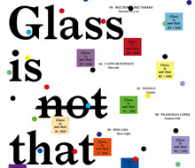 Glass is not that [trailer - Project Presentation]