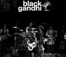 BLACK GANDHI live at sala apolo – TWO SIDES