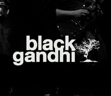 BLACK GANDHI LIVE AT SALA APOLO – PATERA