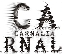 "Carnalia ""Against Evil"" – LP Design"