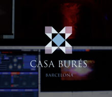 Casa Bures – Live Visuals by TVJ