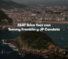 SEAT IBIZA TOUR 2017 – A Coruña y San Sebastian