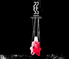 "22SS ""the ritual""  – Graphic Design"