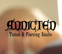 ADDICTED – tattoo and piercing studio